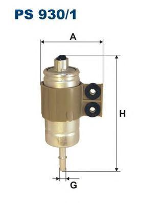 Фильтр топливный Filtron PS930/1PS930/1
