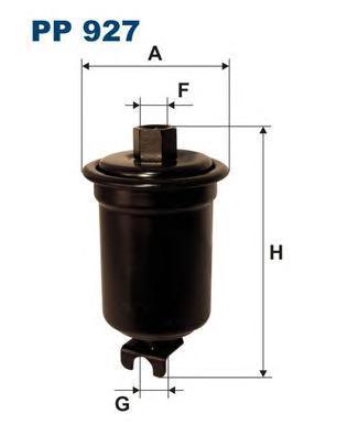 Фильтр топливный Filtron PP927PP927