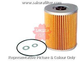 фильтр топливный Sakura F1503F1503