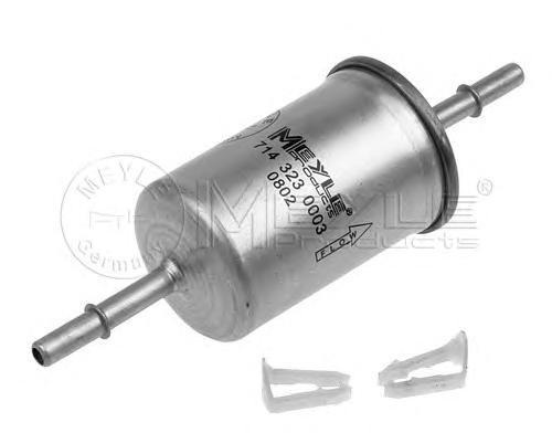 Фильтр топливный Meyle 71432300037143230003
