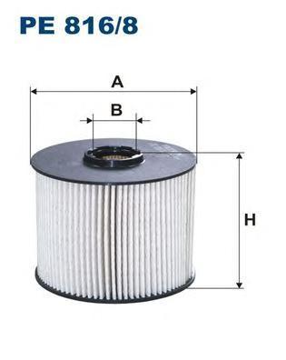 Фильтр топливный Filtron PE816/8PE816/8