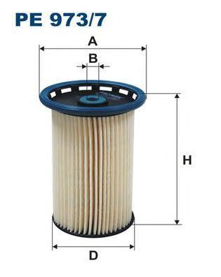 Фильтр топливный Filtron PE973/7PE973/7
