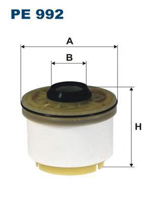 Фильтр топливный Filtron PE992PE992