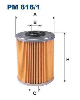 Фильтр топливный Filtron PM816/1PM816/1