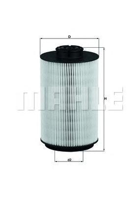 Фильтр топливный Mahle KX230DKX230D