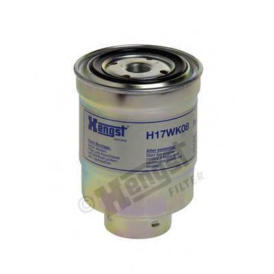 Фильтр топливный Hengst H17WK08H17WK08