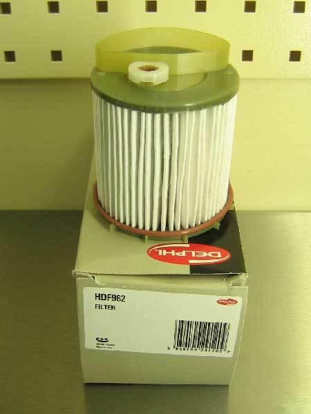 Фильтр топливный DELPHI HDF962HDF962