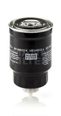 Фильтр топливный Mann-Filter WK940/22WK940/22