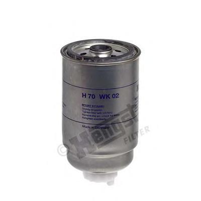 Фильтр топливный Hengst H70WK02H70WK02