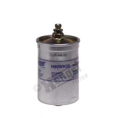Фильтр топливный Hengst H80WK05H80WK05