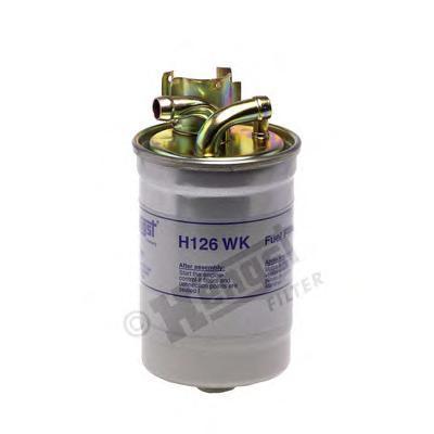 Фильтр топливный Hengst H126WKH126WK