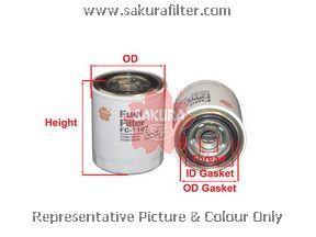 Фильтр топливный Sakura FC1107FC1107