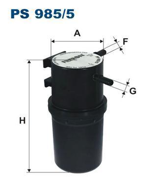 Фильтр топливный Filtron PS985/5PS985/5