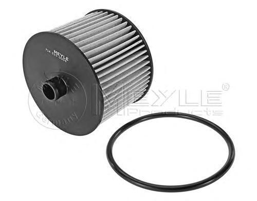 Фильтр топливный Meyle 71432300047143230004