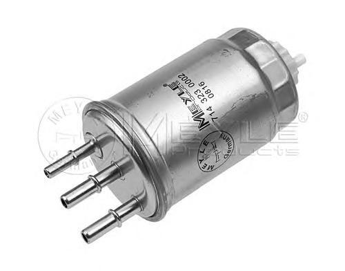 Фильтр топливный Meyle 71432300027143230002