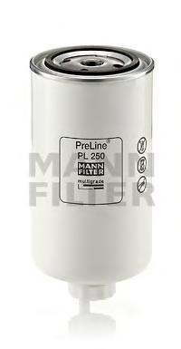 Фильтр топливный грубой очистки Mann-Filter. PL250PL250