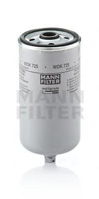 Фильтр топливный высокого давления Mann-Filter WDK725WDK725