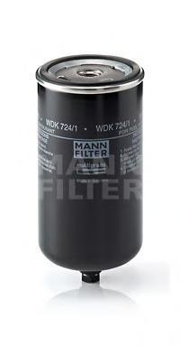 Фильтр топливный высокого давления Mann-Filter WDK724/1WDK724/1