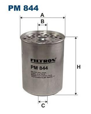 Фильтр топливный Filtron. PM844PM844