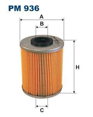 Фильтр топливный Filtron PM936PM936