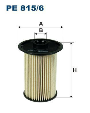 Фильтр топливный Filtron PE815/6