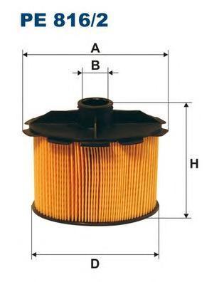 Фильтр топливный Filtron PE816/2PE816/2