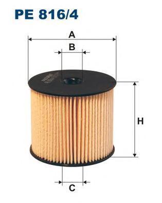 Фильтр топливный Filtron PE816/4PE816/4