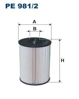 Фильтр топливный Filtron PE981/2PE981/2