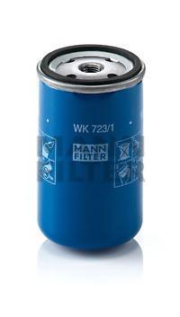 Фильтр топливный Mann-Filter WK723/1WK723/1