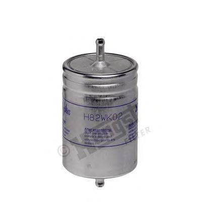 Фильтр топливный Hengst H82WK02H82WK02