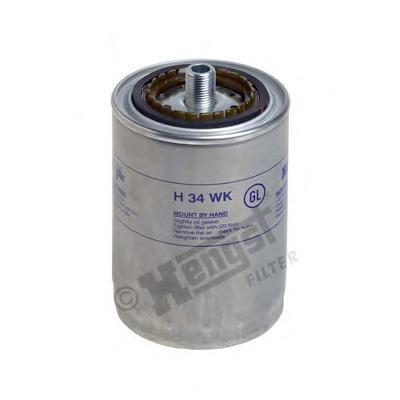 Фильтр топливный Hengst H34WKH34WK