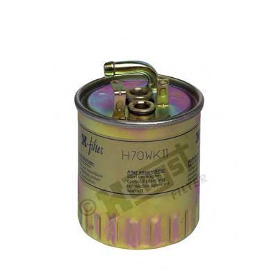 Фильтр топливный Hengst H70WK11H70WK11