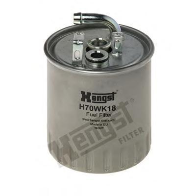 Фильтр топливный Hengst H70WK18H70WK18