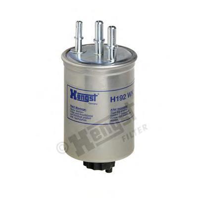 Фильтр топливный Hengst H192WKH192WK
