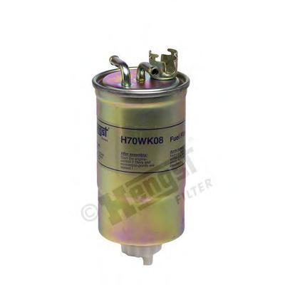 Фильтр топливный Hengst H70WK08H70WK08