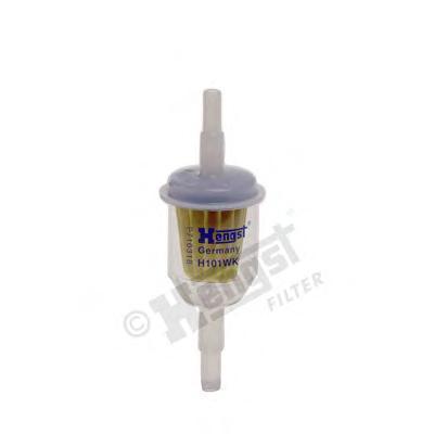 Фильтр топливный Hengst H101WKH101WK