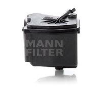 Фильтр топливный Mann-Filter WK939/2Z