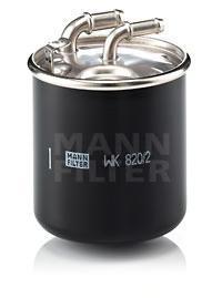 Фильтр топливный Mann-Filter WK820/2xWK820/2x