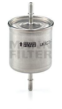 Топливный фильтр Mann-Filter WK8222WK8222Фильтр топливный VOLVO S40 I 1,6 16V/1,8/1,8 16V 07.00- S6 Chassis № 18764? 00- (10013010/110717/00 Mann-Filter. WK8222