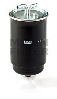 Фильтр топливный Mann-Filter WK842/3WK842/3