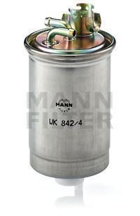 Фильтр топливный Mann-Filter WK842/4WK842/4