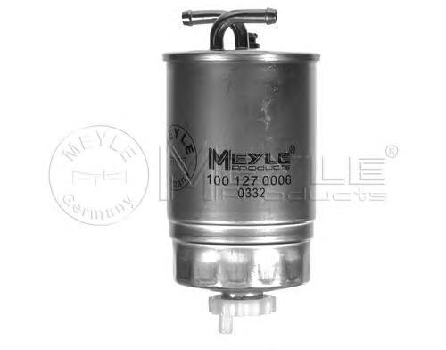 Фильтр топливный Meyle 10012700061001270006