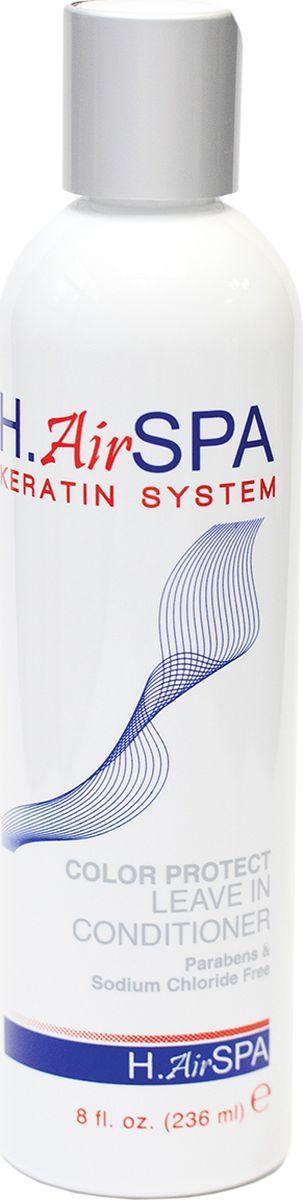 HairSpa Кондиционер несмываемый для окрашенных волос, 236 млHS70Питает и увлажняет поврежденные, окрашенные волосы. Насыщает их кератином и протеинами. Защищает от потери цвета, защищает от статического электричества и УФ-лучей.