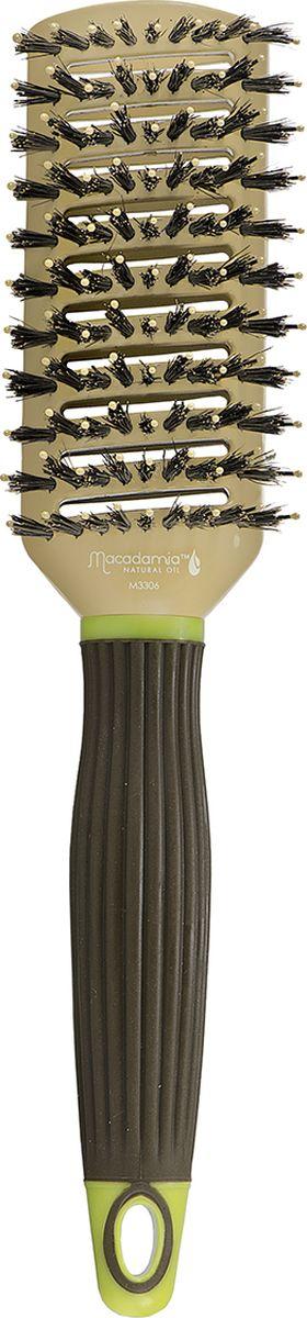 Macadamia Брашинг продувнойММ35Натуральные щетинки брашинга обладают антистатическими свойствами. Дизайн с вентиляционными отверстиями позволяет воздушному потоку свободно циркулировать на прикорневом уровне. Использование брашинга ускоряет время сушки, делает волосы гладкими, послушными и здоровыми.