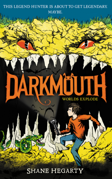 Darkmouth #2: Worlds Explode rollercoasters the war of the worlds