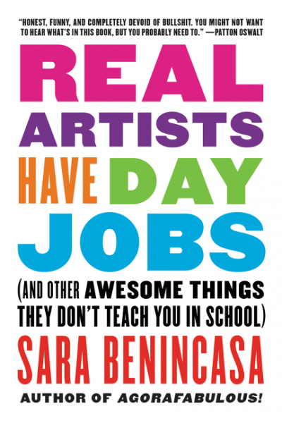 Real Artists Have Day Jobs purgatory