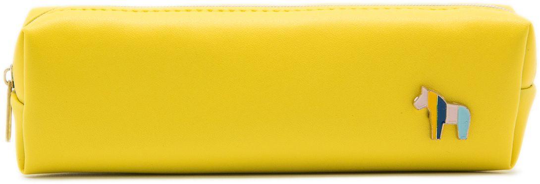Еж-стайл Пенал Pony цвет желтый0901151