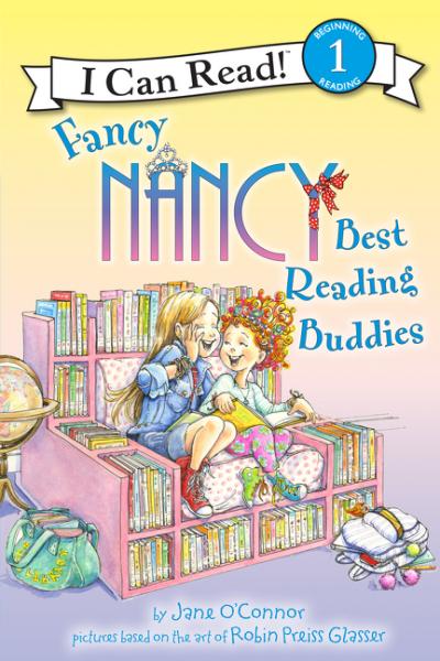 Fancy Nancy: Best Reading Buddies fancy nancy pajama day level 1