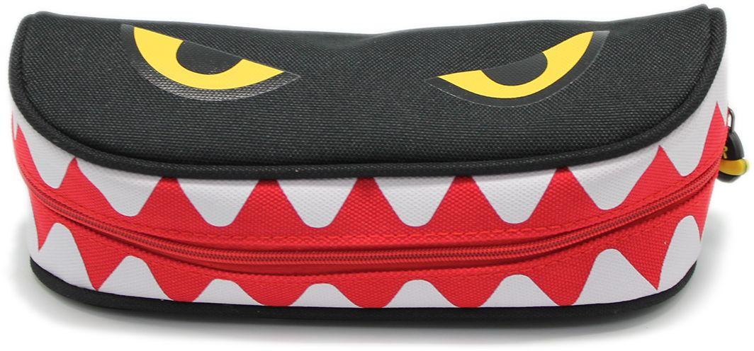 Еж-стайл Пенал Yum-Yum Monster цвет черный0909135