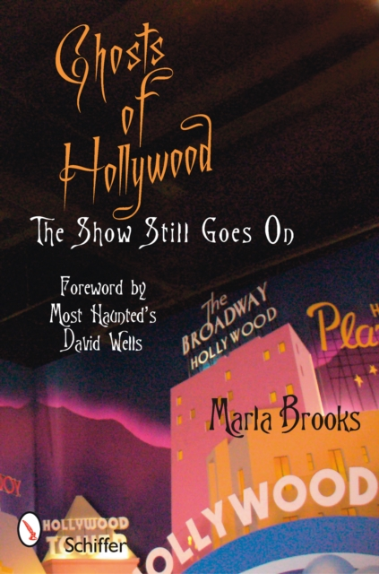 Ghosts of Hollywood: The Show Still Goes On marcel goes to hollywood level 1 cd